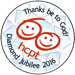 HCPT Diamond Jubilee theme badge 2016